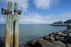Sausalito seaside (gsmper) Tags: sausalito sanfrancisco clouds water sky