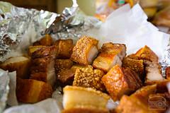 Homemade Fried Pork Belly (sheryip) Tags: food pork belly wv foodporn homemade fried morgantown