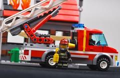 LEGO FIREFIGHTER-min (hairstuck) Tags: lego fireman firefighter macro micro nostrobistinfo removedfromstrobistpool seerule2