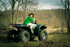 Four Wheels (corinne.schwarz) Tags: vacation nature forest outdoors spring woods michigan traversecity upnorth kingsleymichigan