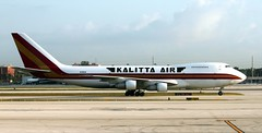 Kalitta Air Cargo (Prayitno / Thank you for (12 millions +) view) Tags: airport miami air cargo international 200 mia boeing 747 kalitta 747251b 747251bsf konomark