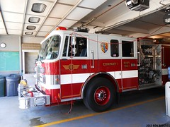 Engine 2501 (Engine 907) Tags: ocean county new river engine led firetruck lance jersey pierce toms pumper powerarc