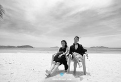 DSC_9785 (@SweetRiver) Tags: ocean vacation beach girl female couple philippines tropical coron