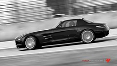 Mercedes Benz SLS AMG (motorforum) Tags: xbox360 microsoft fm4 forzamotorsport photomode forza4