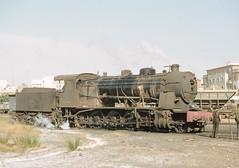 1966MAY27JMJA074cs (30937 Transport Photograph Database) Tags: spain transport huelva steam 480 renfe 30937 30937transportphotographdatabase kodak35mmslide jamesmjarvis 1966may27jmja074cs 2402175 renfe2402081