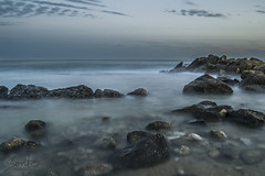 Cabo de las Huertas (Sento MM) Tags: playa alicante sanjuan nd8 filtrond cabodelashuertas