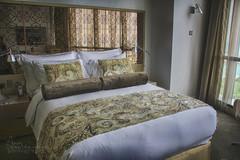 Jumeirah at Etihad Towers hotel room (Desertsnow777) Tags: hotel bed room towers uae abu dhabi luxury jumeirah etihad