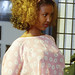 Beautiful Somali Lady Philadelphia Studio Portrait African Ethnic Traditional Pink Dirac Guntiino Dress Miss Somalia Aug 1998 095ok