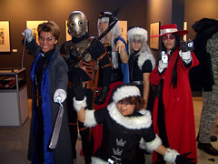 CIMG6474 (ivanobitch) Tags: cosplay hellboy kroenen expocomic