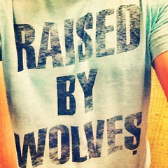 RAISED BY WOLVES do Nathan Gonzales (fussbrasil) Tags: nature brasil shirt by illustration design fan natureza tshirt da lobo lobos tee camiseta ilustrao wolves fuss raised estampa camisetas f fs fussbrasil