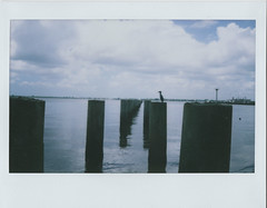 dissa-pier-ed (Jacob's Camera Closet) Tags: camera film pier fuji thomas instant edison instax 210