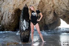 Nikon D800E Photos of Pretty Blonde Swimsuit Bikini Model Goddess: Malibu Sea Cave on El Matador Beach! (45SURF Hero's Odyssey Mythology Landscapes & Godde) Tags: sea beach model nikon pretty photos goddess el malibu bikini blonde cave swimsuit matador d800e
