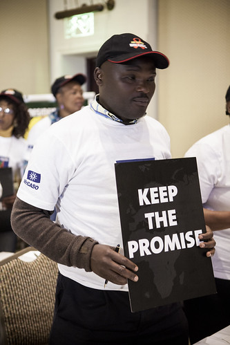 """As Obama Visits Africa, AHF says """"No Retreat on AIDS!"""""""