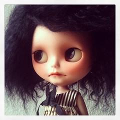 Camille nomad  #blythe #blythedoll #custom #socalledblythe