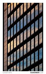 SUNSET KEYS (alex saberi) Tags: windows brazil reflection brasil buildings paulo sao