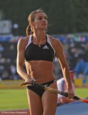 8N4P0364c (Steve Karpa Photography) Tags: world sport champion competition pole vault olympic yelena isinbayeva