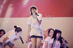 Jessica Veranda (Taufiq Iskandar) Tags: canon stage idol jkt48 idolgrup