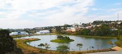 Sesc, Senac e Lago em Ivaipor no Paran (Mauricio Portelinha) Tags: sesc senac urbanlake ivaipor sescsenac lagoivaipor