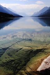 Upper Waterton Lake (steveboer.com) Tags: lake canada mountains water canon nationalpark alberta 1022 watertonlakes waterton 60d