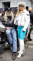 People (Metro Tiff) Tags: motorcycles bikes fridaythe13th bikers portdover