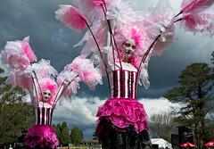 Dance into spring (screenstreet) Tags: festivals floriade colorefexpro nikon1 rovingperformers nikon1v1 nikonv1