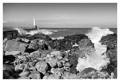 "Breakwater splash • <a style=""font-size:0.8em;"" href=""http://www.flickr.com/photos/40272831@N07/9986537843/"" target=""_blank"">View on Flickr</a>"