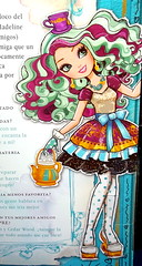 Maddie (XEMO`S _FASHION_DOLLS) Tags: del maddie high loco after madeline ever hatter hija sombrerero