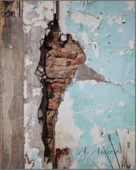 Hole in the Wall (A Anderson Photography, over 1 million views) Tags: canon route66 oldbuilding guthrieok nikcolorefexpro oldandbeautiful traveloklahoma oklahomatouristsites guthriepw