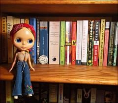 Book Shelf Ornament