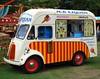 ICE CREAM VAN (ROBTHEGOB) Tags: transport vehicles icecream vans morris van icecreamvan morriscommercial britishvehicles morrisjtype
