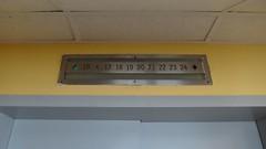 Car position Indicator Nix Health (DieselDucy) Tags: sanantonio hospital texas otis elevator health ascensor nix elevador lyfta otiselevator vintageelevator nixhealth vintageotiselevator lyftu