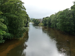 Northumberland, August 2013 (TyneWear-Rob) Tags: 30 river lumix august panasonic northumberland 200 100 50 75 2013 armathwaite dmcfz28