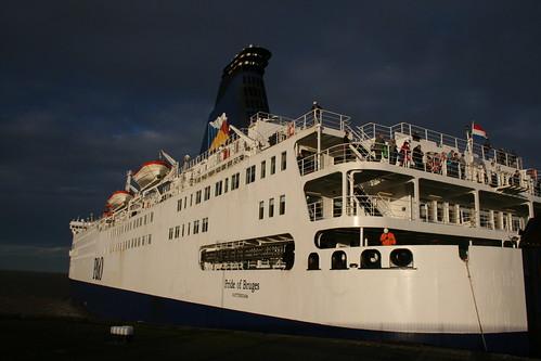 north sea ferries