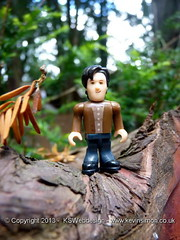 The doctor in the woods