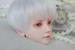 Albino (Vitarja) Tags: makeup bjd narin n401