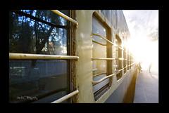 Gone (Aadilsphotography) Tags: windows sunset train canon aadil 1855 studios mehmood 1100d fadils