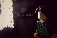 The 8th Doctor (FinalShotFilms) Tags: paul lego who bricks sonic doctor bbc batman studios 50th screwdriver miggan jakeanimation