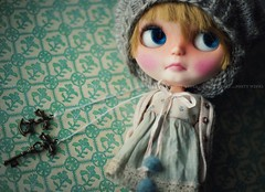 A Doll A Day. Dec 29. Treasure.
