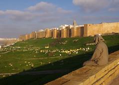 Rabat (richard j guy) Tags: travel people view northafrica kasbar morocco worldwide abroad maroc rabat jelaba