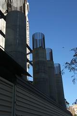 Concrete rolls - Sagrada Familia by A. Gaudi in Barcelona (Sokleine) Tags: barcelona architecture spain construction catholic basilica religion modernism catalonia unesco espana artnouveau gaudi sagradafamilia espagne unescoworldheritage barcelone travaux chantier basilique catalogne