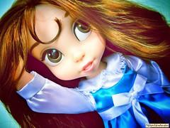 Bella (~ MisDisneyEdicionAnimators ~) Tags: doll dolls disney belle bella disneystore mueca animators labellaylabestia bellaybestia disneyanimators disneyanimatorscollection animatorscollection disneyanimatorsdoll animatorsdoll