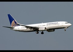 Boeing | 737-824 | Continental Airlines (United Airlines
