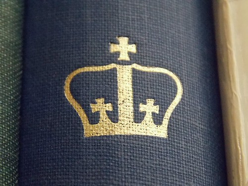 King James book fan photo