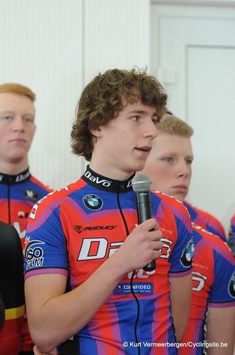 Ploegvoorstelling Davo Cycling Team (198)