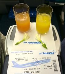 Air Tahiti Nui (LAXFlyer) Tags: cabin drink juice air pass class business tahiti premium boarding maitai businessclass boardingpass nui atn airtahiti airtahitinui welcomedrinks poerava poeravaclass