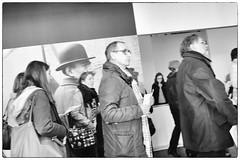 DSCF6784 (sergedignazio) Tags: street paris france photography blackwhite frankreich noir photographie expo nb exposition rue pompidou francia blanc cartierbresson reportage  vif humain  humaniste  x100s