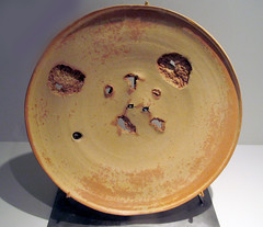 Peter Voulkos (rocor) Tags: ceramic plate petervoulkos museumofmonterey