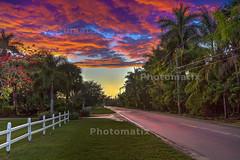 Fl Sunset (agathawin) Tags: unitedstates florida homestead