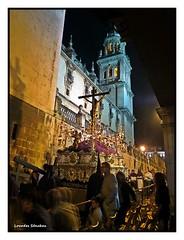 Semana Santa 2014 (Lourdes S.C.) Tags: espaa andaluca spain andalusia semanasanta jan procesiones cristodelaexpiracin catedraldejan semanasantadejan
