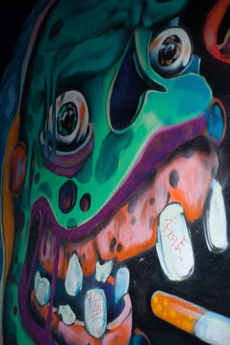 Iceland 2014 - Reykjavik - Street Art - DSC05609